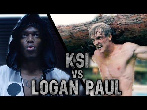 KSI vs. Logan Paul [Official Fight Trailer #1]