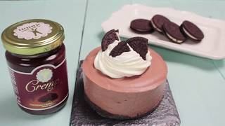 Video Receta - Cheesecake Cremadelizia Cacao Babbi