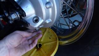 10. How To Change The Final Drive Oil on a 1100 V Star
