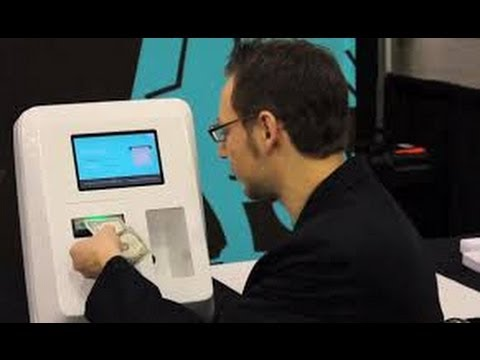 BITCOIN ATM Launches in EUROPE – Is This the FUTURE for BITCOIN?