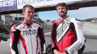 6. Tested To The Limit BMW S1000XR vs DUCATI MULTISTRADA 1200 S  ON TWO WHEELS