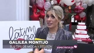 Tips de moda y belleza con Galilea Montijo