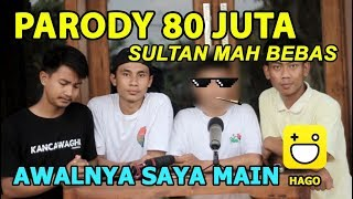 Video Parody klarifikasi 80 juta !! Duit sultan. Video lucu kakang Nanda MP3, 3GP, MP4, WEBM, AVI, FLV Juni 2019