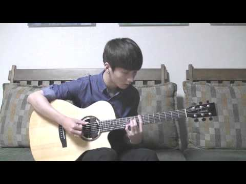(Younha) Umbrella - Sungha Jung