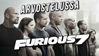 Nonton ARVOSTELUSSA: Furious 7 (2015) Film Subtitle Indonesia Streaming Movie Download
