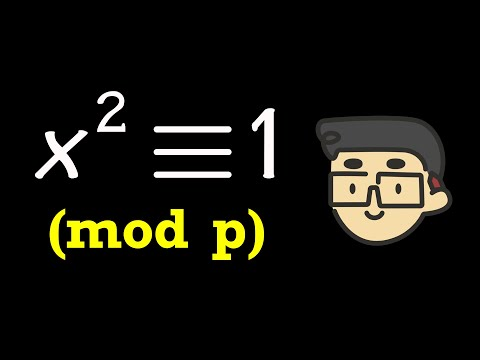 Easiest Quadratic Congruence (but still be careful)