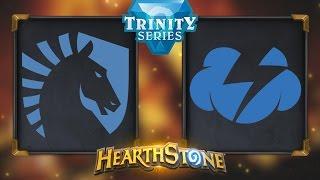 Hearthstone - Team Liquid vs. Tempo Storm - Hearthstone Trinity Series - Day 12