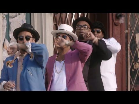 It's the Uptown Funk, but they actually wait a minute