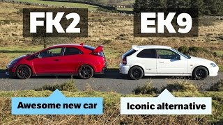 Awesome Affordable Cars: Legendary EK9 Honda Civic Type R by Car Throttle