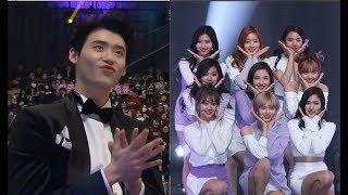 Video K-Idols/Celebrities Reaction to TWICE (트와이스) MP3, 3GP, MP4, WEBM, AVI, FLV Desember 2018