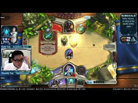 magical - This guy's arena deck is insane! -- Watch live at http://www.twitch.tv/amazhs -- Check out G2A.com for games at great prices! : http://g2a.com/r/amaz4.