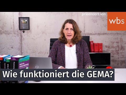 GEMA – Was ist das eigentlich und wann muss ich Gebühren zahlen?