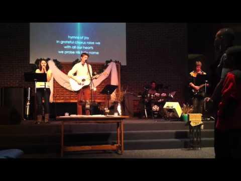 Levi's House Band V3.0 -Aaron Purdy