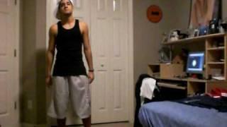 crank dat soulja boy instructional step by step dance video