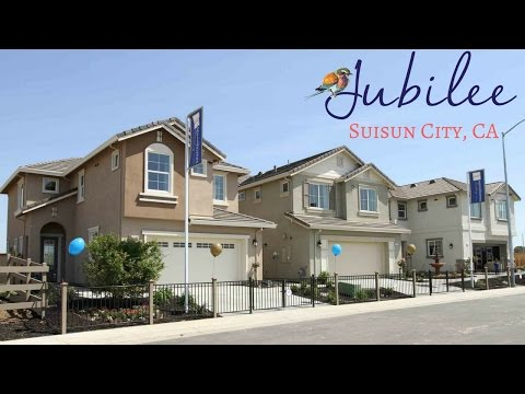 SOLD OUT New Homes in Suisun City - Jubilee