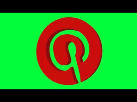 Pinterest Logo Chroma