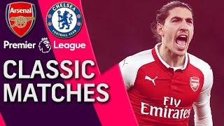 Video Arsenal v. Chelsea | PREMIER LEAGUE CLASSIC MATCH | 1/3/18 | NBC Sports MP3, 3GP, MP4, WEBM, AVI, FLV Maret 2019