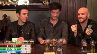 The Script VS America - Canadian Version (Beer Tasting Challenge)