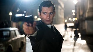 The Man From U N C L E    Comic Con Trailer  Hd