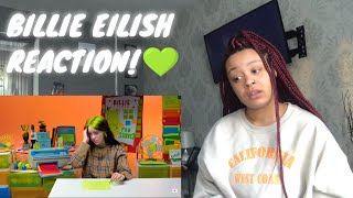 Billie Eilish Guesses How 4,669 Fans Responded to a Survey About Her | Teen Vogue | Reaction