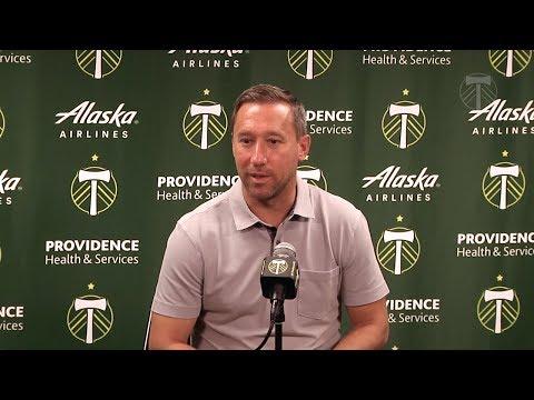 Video: Caleb Porter Press Conference | June 6, 2017