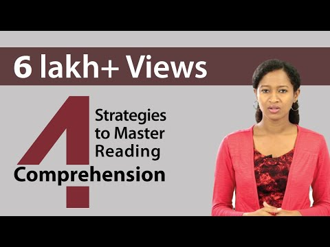 4 Strategies to Master Reading Comprehension | TalentSprint