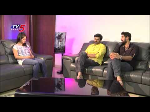 Prabhas, Rana Daggubati Interview on Baahubali – The Beginning