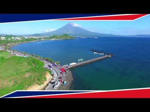 Nagkapirang tinampo, paramientras na isasarado durante kan Le Tour de Filipinas 8th Edition