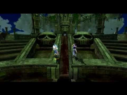 Икона Видеоигр, Forsaken World