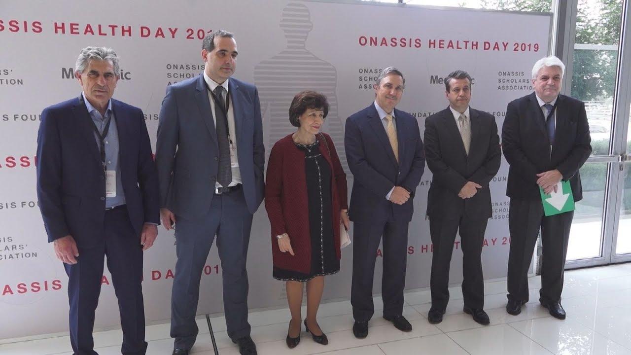 Συνέδριο: «ΟNASSIS HEALTH DAY 2019» -Δηλώσεις