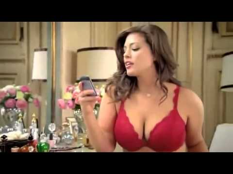 Lane Bryant Banned Commercial VERY SEXY!!!!