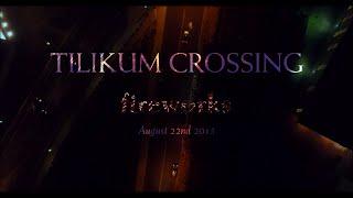 Tilikum Crossing Fireworks