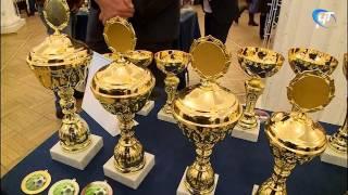 Состоялась торжественная церемония открытия выставки, посвященной спортивной символике и наградам