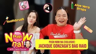 "Video Push Now Na Exclusive: Jackque ""Ate Girl"" Gonzaga's bag raid MP3, 3GP, MP4, WEBM, AVI, FLV Maret 2019"