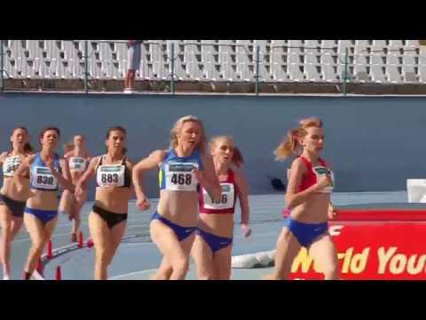 Орися Дем'янюк у забігу на дистанції 800м. виконала норматив Майста спорту України з результатом 2.05.88