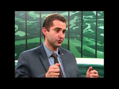 Del. Mário Aufiero - Entrevista Roda Viva AM Pt02/06
