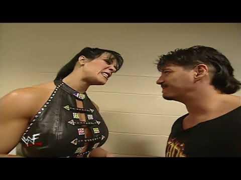 Eddie Guerrero, Chyna, Steve Blackman vs T&A & Val Venis SmackDown 08.24.2000