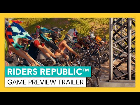 Riders Republic : trailer de gameplay de Riders Republic