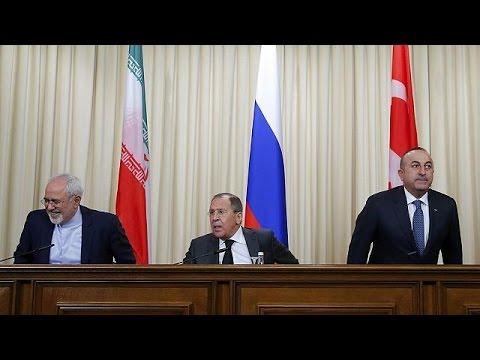 «Διακήρυξη της Μόσχας»: Ρωσία, Τουρκία και Ιράν για τους όρους ειρήνευσης στη Συρία – economy
