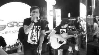 Sunrise - Kill The Saint @ GGMildcoustic Family Mart (Acoustic)