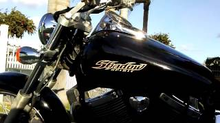 7. 05 honda shadow spirit 750