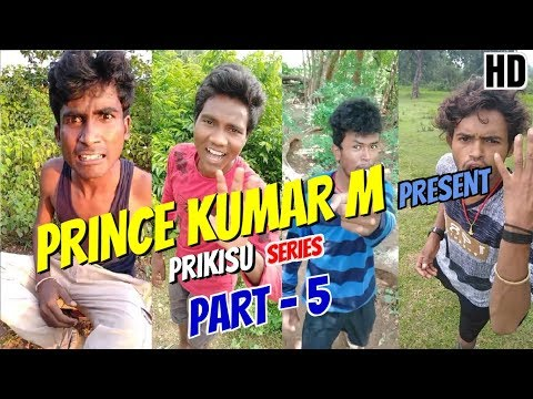 PRINCE KUMAR M | PRIKISU Series | Part 5 | Vigo Video Comedy