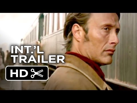 The Salvation Official UK Trailer #1 (2015) - Mads Mikkelsen, Eva Green Movie HD thumbnail