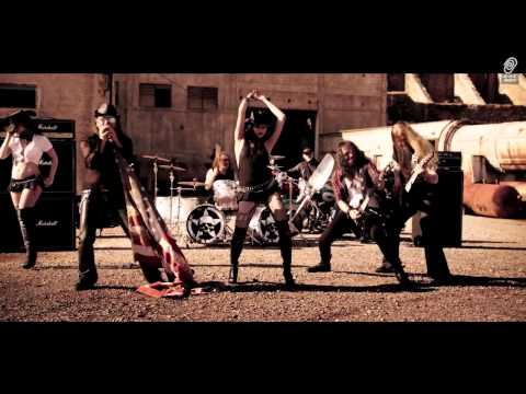 Devil's Train - American Woman (The Guess Who cover) (2012) [HD 720p]