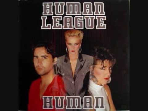 "the human league - ""human"" (1986)"