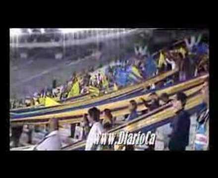 Video - LA BARRA BRAVA ROSARIO CENTRAL LOS GUERREROS EN LA PLATA - Los Guerreros - Rosario Central - Argentina
