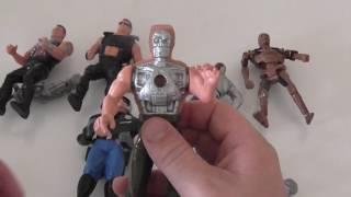 Video Kenner Terminator 2 Judgement Day Action Figures X6 MP3, 3GP, MP4, WEBM, AVI, FLV Maret 2018