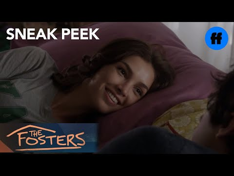 The Fosters 4.04 (Clip 'Planning a Party')
