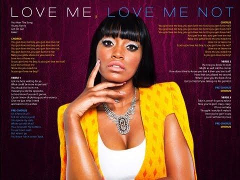 Love Me, Love Me Not-Keke Palmer Lyrics