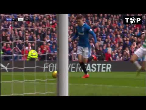 Celtic V Rangers 3-2 All Goals And Highlights